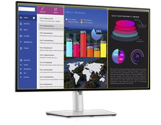 Dell UltraSharp 27 QHD Monitor: U2722D | Dell Display Manager