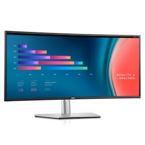 Dell UltraSharp 34 Curved USB-C Hub Monitor : U3421WE | Productivity never looked so good