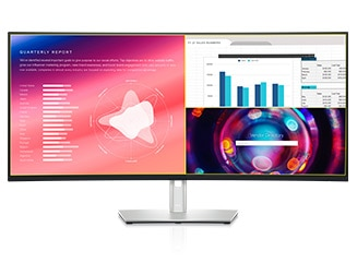 Dell UltraSharp 38-Inch Curved USB-C Hub Monitor: U3821DW | Dell Display Manager