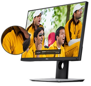Dell UltraSharp 25 Monitor | UP2516D - Unparalleled viewing experience