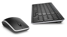 Dell UltraSharp 30 with Premier Color - UP3017 | Dell Wireless Keyboard and Mouse Combo | KM714