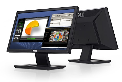 Dell E1910H Widescreen Flat Panel Monitor- At a Glance