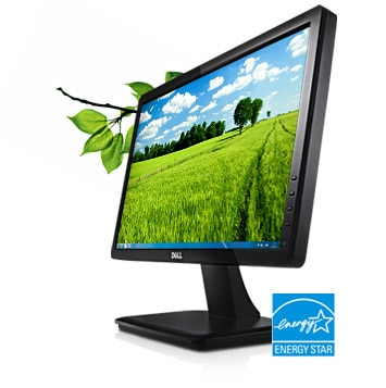 Dell IN1930 monitor - Picture an environmentally conscious world