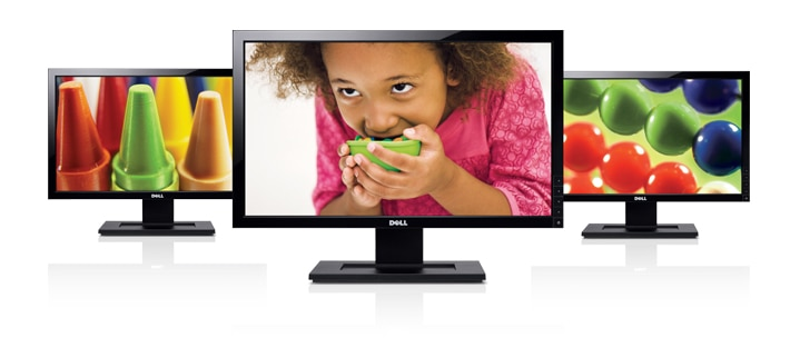 IN2020 full HD monitor with LED