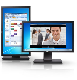 Dell P2211H monitor - See your work in a whole new way