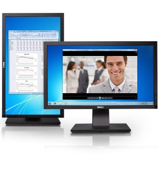 Dell P2311H monitor - See your work in a whole new way