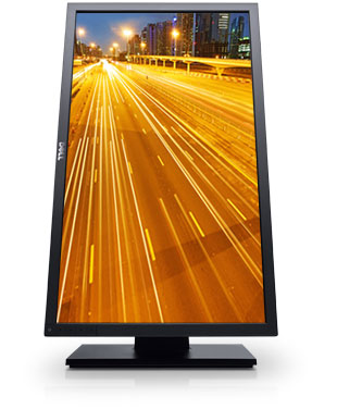 Dell P2411H monitor - Designed with your productivity in mind