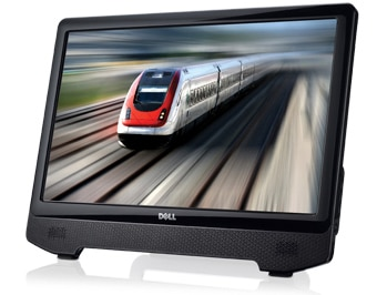 Dell ST2220T Monitor -- Enhanced sharing experience