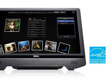 Dell ST2220T Monitor -- Elegant, sleek and energy efficient