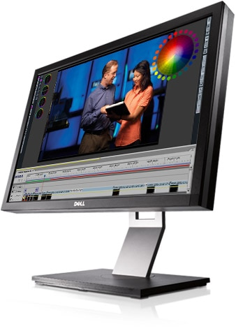 Dell U2410 UltraSharp monitor- Uncompromising Screen Performance