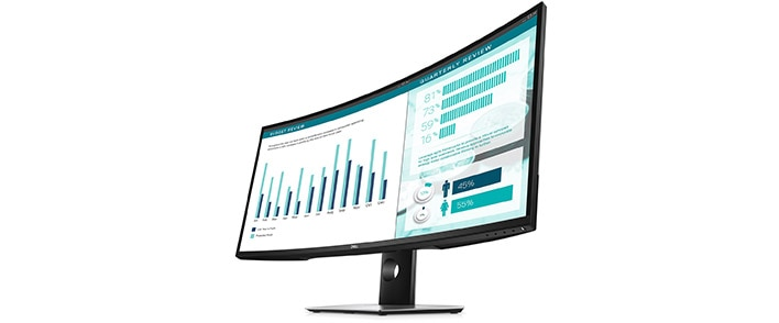 Dell 34 Curved Monitor - P3418HW | It's all in the details