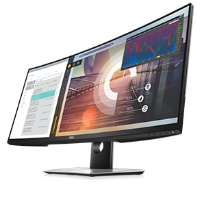 Dell 34 Curved Monitor: P3418HW