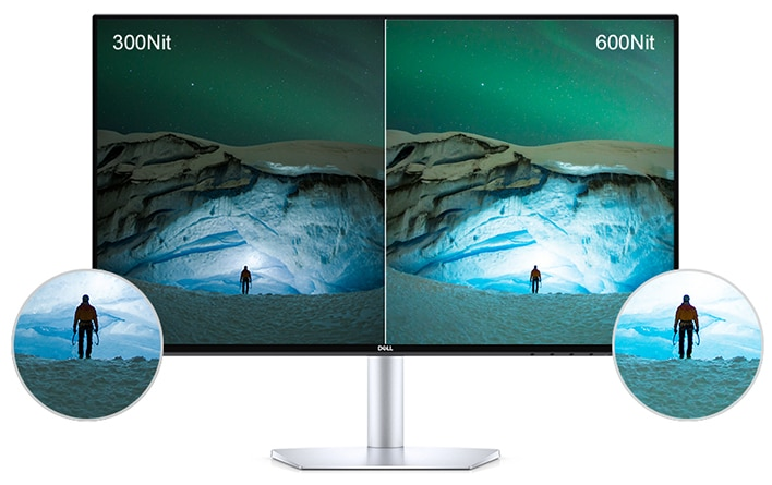Dell 27 Ultrathin Monitor - S2719DM | The brighter, the better