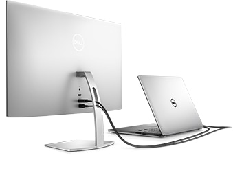 Dell 27 Ultrathin Monitor - S2719DM | Built-in convenience