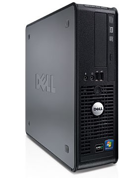 OptiPlex 580 Desktop - Energy-Efficient Design, Environmental Responsibility