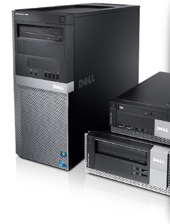 OptiPlex 980 Desktop - Management that Empowers IT