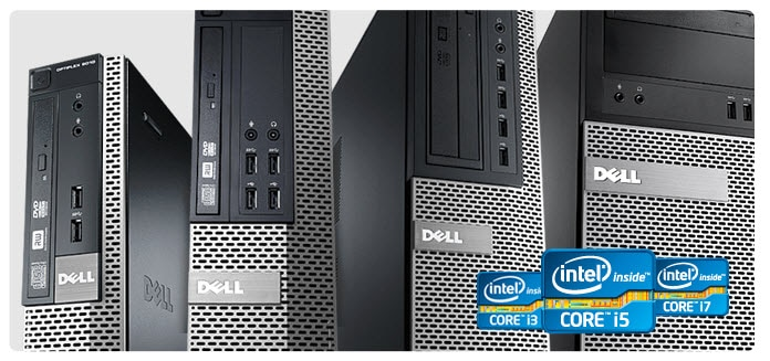 OptiPlex 7010 Desktops