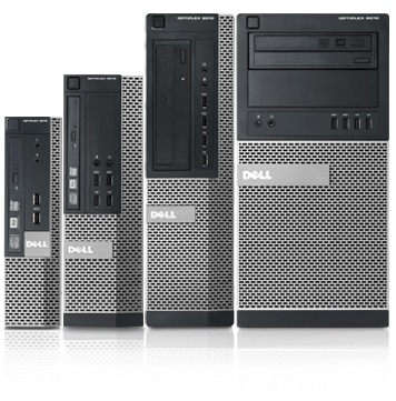 OptiPlex 9010 Desktops