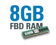 8GB FBD RAM