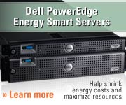 Dell PowerEdge Energy Smart Servers