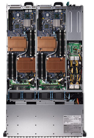 PowerEdge C6105 - Efficient, cost-effective AMD Opteron processors