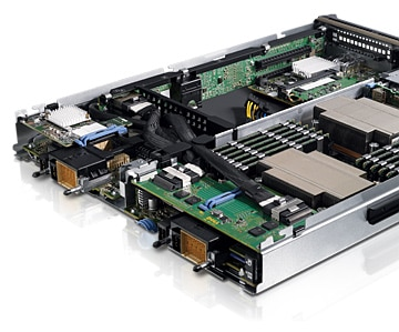 Servidor blade PowerEdge M610x incomparable flexibilidad PowerEdge