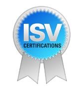 ISV Certifications