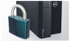Precision T1650 - Protect assets with hardware encryption