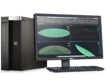 Precision-T3610 workstation-ISV Certified for seamless software performance