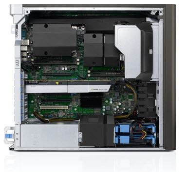Precision-T5610 workstation-Smart design