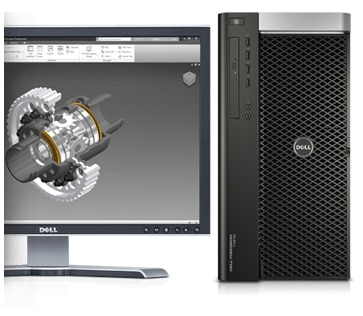 Precision-T7610 workstation-ISV Certified for seamless software performance