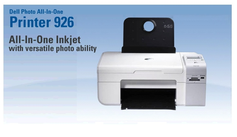 DELL ALL IN ONE 926 PRINTER WINDOWS 7 64BIT DRIVER DOWNLOAD