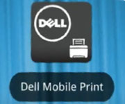 Dell Mobile print video