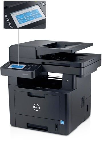 Dell Mono Multifunction Printer | B2375dfw - A great value that's easy to use