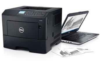 Dell B3460dn Mono Laser Printer - Advanced performance and productivity