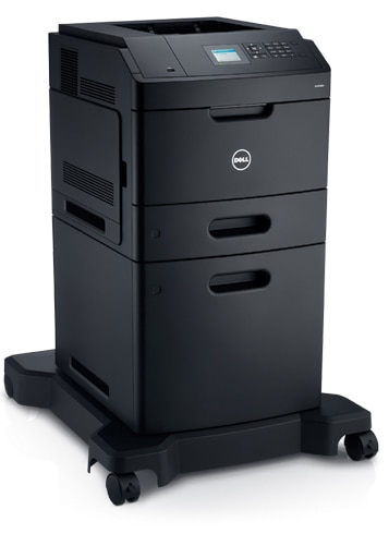 Dell B5460dn Mono Laser Printer - Robust scalability to grow with your business
