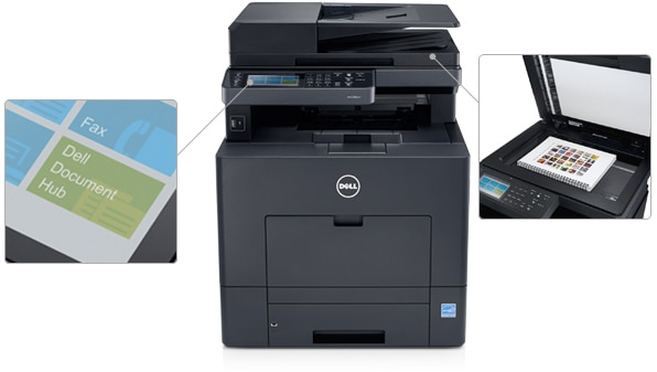 DELL C2665DNF PRINTER DRIVERS FOR MAC