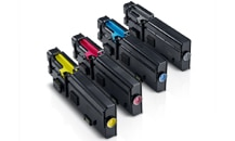 Dell Color Multifunction Printer | C2665dnf - High-yield toner cartridge