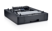 Dell Color Multifunction Printer | C2665dnf - 550-sheet tray