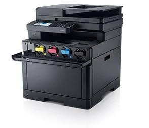 Dell Color Smart Multifunction Printer - S2825cdn | Easy maintenance