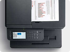 Dell Color Smart Multifunction Printer - S2825cdn |