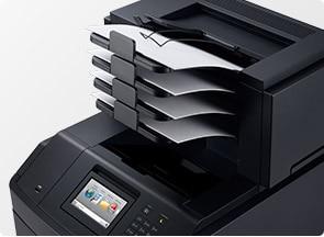 Impresora inteligente Dell: S5830dn | Rendimiento confiable