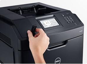 Impresora inteligente Dell: S5830dn | Fácil de usar