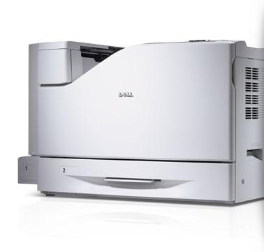 Der Dell 7130cdn Farbdrucker – Hervorragendes Preis-Leistungs-Verhältnis auf lange Sicht