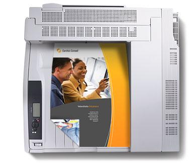Der Dell 7130cdn Farbdrucker –  Außerordentliche Zuverlässigkeit