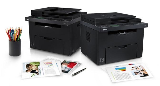 dell 1355cn multifunction color printer dell united states rh dell com Dell Printers with Fax Dell Printers with Fax