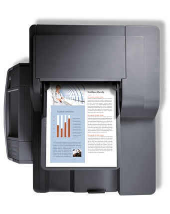 Dell 5535dn Laser Printer - High-Performance Productivity