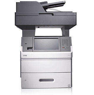 Dell 5535dn laser printer - Easy to Set Up, Manage & Use