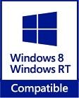 Windows 8 & Windows RT Compatible