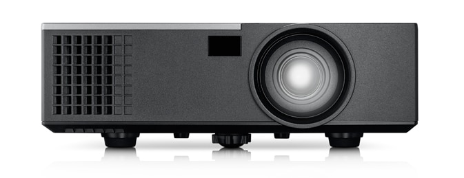 Dell Projector - 1650 | Broad visibility. Bright display.